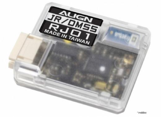 Align JR Propo Platine T-REX 150