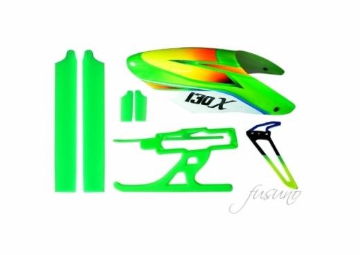 Fusuno Set Sulla für Blade 130X