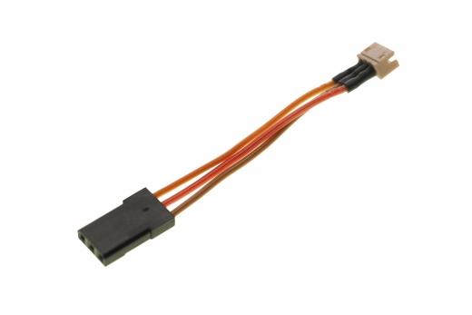 E-flite JST-ZHR 1.5mm (Buchse) auf Spektrum Servo Adapter (Servostecker)