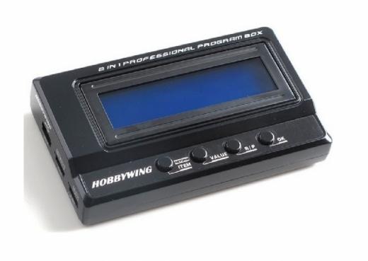 Hobbywing ProgBox Platinum,Xerun,JuStock