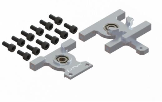 Lynx Hauptrotorwellenlagerblock- Ersatzteil 2 für LX1614 für Blade 180CFX