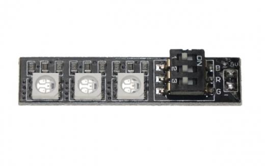 RGB LED Platine für 5 Volt