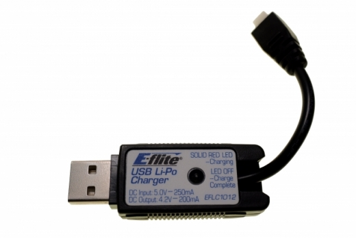 E-flite USB-Ladegerät: Pico QX