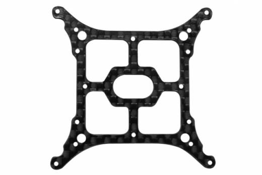 Rakonheli Hauptrahmen aus Carbon für Blade Nano QX2 und Glimpse