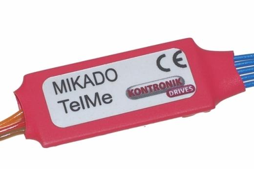 Kontronik TelMe Telemetrie Modul für Mikado