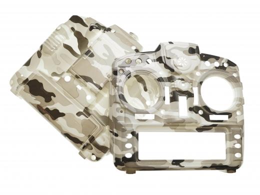 FrSKY Taranis Gehäuse Special-Edition für FrSky X9D Plus im Camouflage Design