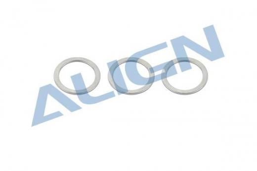 Align Distanzscheibe Hinteres Heckrotorgetriebe für T-REX 700