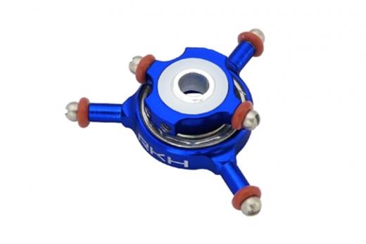 Rakonheli Taumelscheibe in blau für T-REX 150