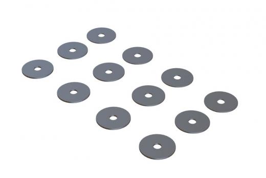 OXY Ersatzteil Hauptrotorblatt Unterlegscheiben in schwarz für OXY4