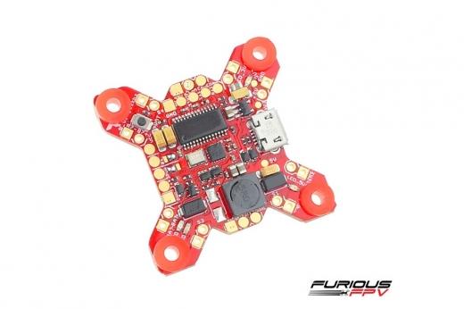 Furious FPV Fortini F4 Flugsteuerung mit OSD 32Khz