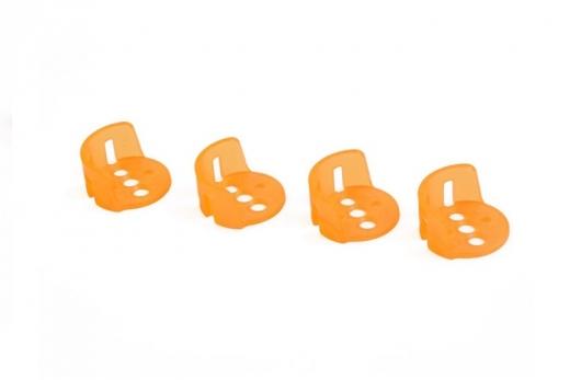 GoFly Ersatz Motor Schützer 4 Stück in orange für CP90Pro