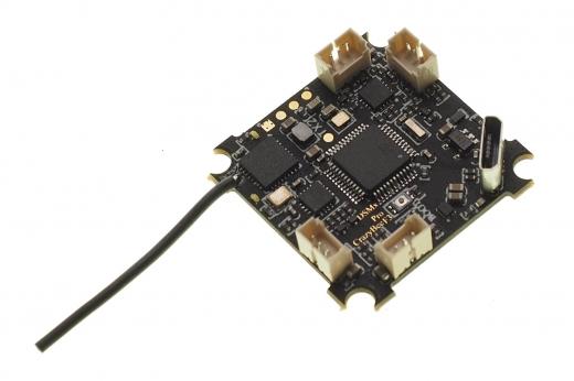 Happymodel Flugsteuerung und Regler für Mobula7 Whoop 75mm 2S für Spektrum (DSM 2 und DSM X)