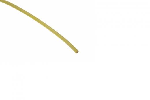 Soft Silikonkabel 0,05mm² 1Meter in gelb
