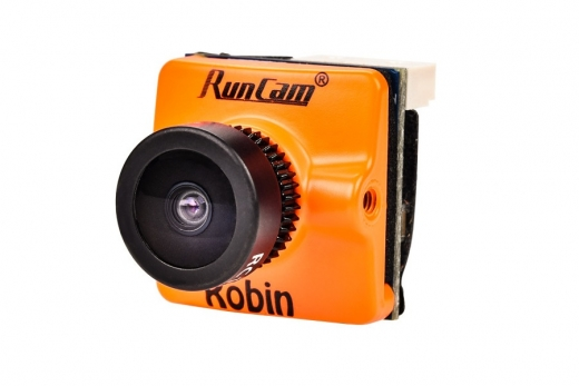 RunCam Robin 2.1mm 145° in orange