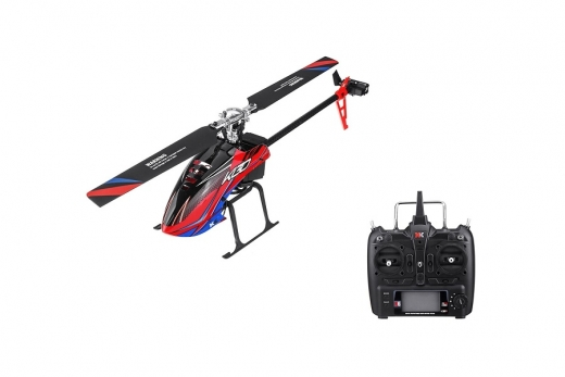 XK Innovations Hubschrauber Flybaress K130 RTF