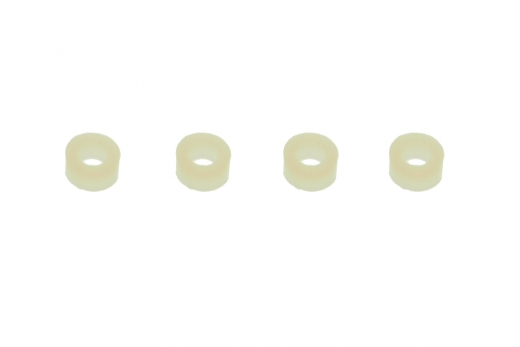 Nylon Abstandshalter 4 Stück M3x3mm