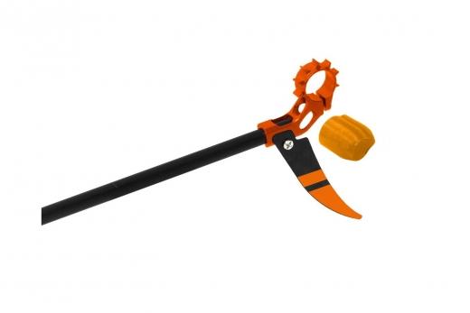 Rakonheli Heckeinheit in orange für Rakonheli Hauptrahmen für Blade Nano CP S und Nano S2