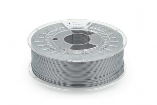 Extrudr Filament PLA NX2 (polylactic acid) in silber Ø 1,75mm 1,1Kilo