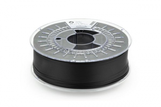 Extrudr Filament PLA NX2 (polylactic acid) in schwarz Ø 1,75mm 1,1Kilo