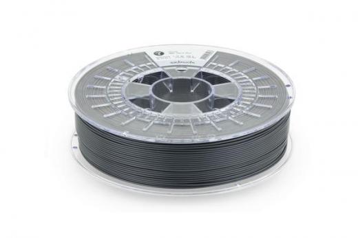 Extrudr Filament DURA PRO ABS (Acrylnitril-Butadien-Styrol) in antrazit Ø 1,75mm 0,75Kilo