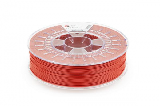 Extrudr Filament DURA PRO ABS (Acrylnitril-Butadien-Styrol) in rot Ø 1,75mm 0,75Kilo