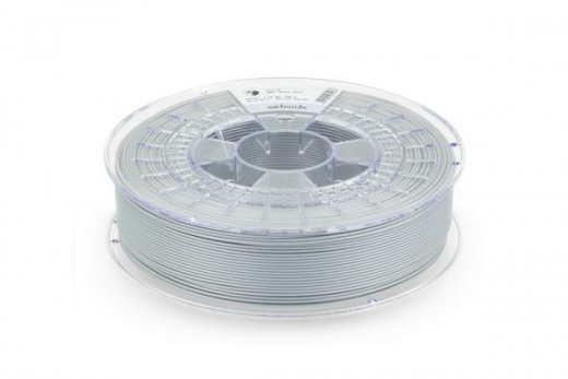 Extrudr Filament DURA PRO ABS (Acrylnitril-Butadien-Styrol) in silber Ø 1,75mm 0,75Kilo