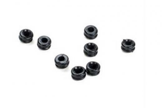 Blade Ersatzteil Kabinenhaubengummis für Blade 230 S, 230 S V2 und 150 S 8 Stück
