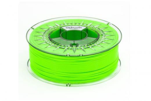 Extrudr Filament PETG (Polyethylenterephthalat glykolmodifiziert) in neon grün Ø 1,75mm 1,1Kilo