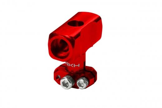 Rakonheli Hauptrotorkopf rot CNC Aluminium für Blade Fusion 180