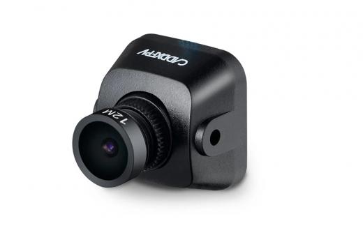 Caddx Baby Turtle in schwarz 12M 7G Linse FPV Kamera 800TVL
