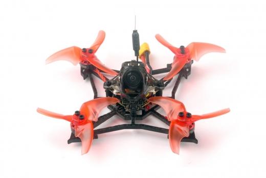 Happymodel Larva X 2-3S Micro brushless FPV Racer Drone für FrSky