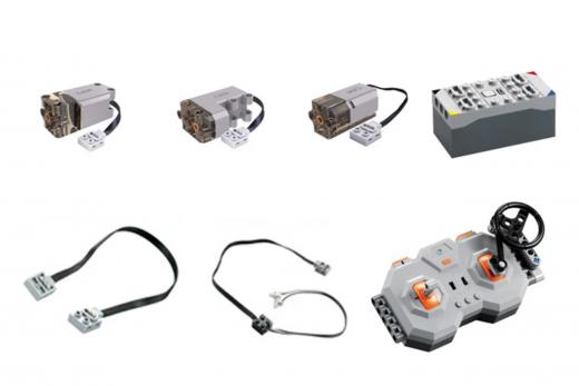 CaDa RC Set Antriebsset Power System PRO