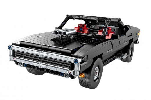 Mould King Klemmbausteine Ultimate Muscle Car - 1098 Teile