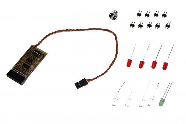 Beleuchtungs Set Miniflash Pro Scale V2