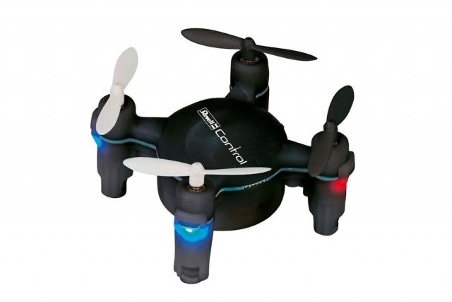 revell rc quadcopter nano quad fun in schwarz. Black Bedroom Furniture Sets. Home Design Ideas
