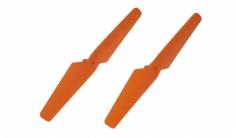 Blade Ersatzteil mQX Propeller linksdrehend orange