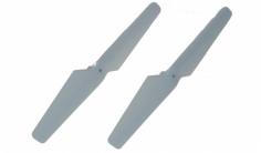 Blade Ersatzteil mQX Propeller linksdrehend weiß
