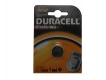 Duracell Elctronics 3V Lithium Batterie 2032