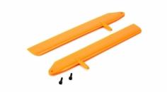 Blade Ersatzteil 130 X Blade Fast Flight Hauptrotorblätter Set Orange