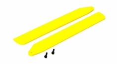Blade Ersatzteil 130 X Hi-Performance Hauptrotorblätter Set Gelb