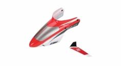 E-flite Blade Kabinenhaube, rot: BmSR