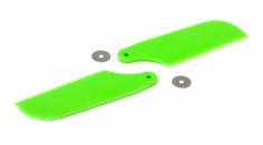 Blade Ersatzteil 400 450 3D Rotorblätter Grün
