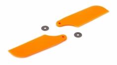 Blade Ersatzteil 400 450 3D Rotorblätter Orange