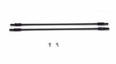 Blade Ersatzteil 300X Heckrohrhalter Set