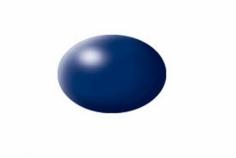 Aqua lufthansa-blau, seidenma
