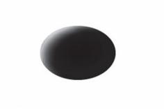 Aqua schwarz, matt