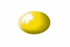 Aqua gelb, glänzend