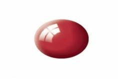 Aqua Ferrari-Rot, glänzend