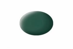 Aqua dunkelgrün, matt