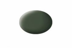 Aqua broncegrün, matt